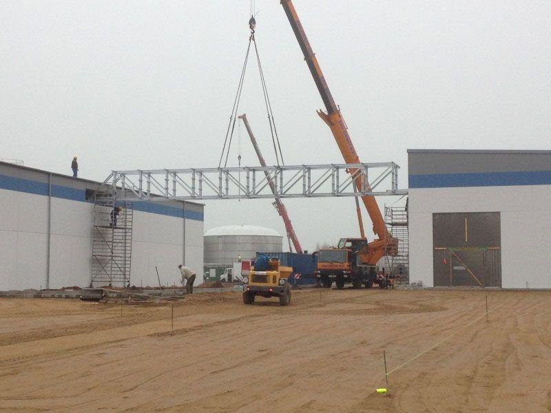 Stahlbau und Konstruktion