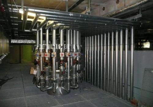 Rohrleitungssysteme und Anlagenbau